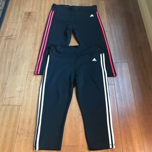 Adidas Cropped Pants